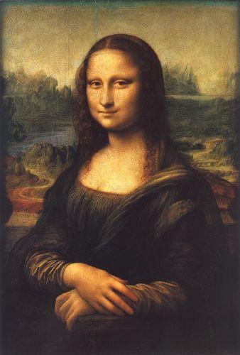 名画《蒙娜丽莎》中那微笑女人究竟是谁?