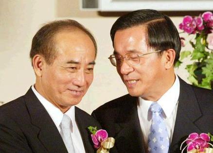 陈水扁奇招 邀王金平「组阁」