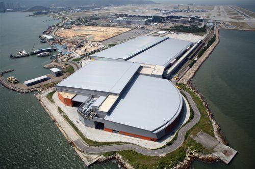 亚洲国际博览馆_本届电讯展将于香港大屿山亚洲国际博览馆举行.