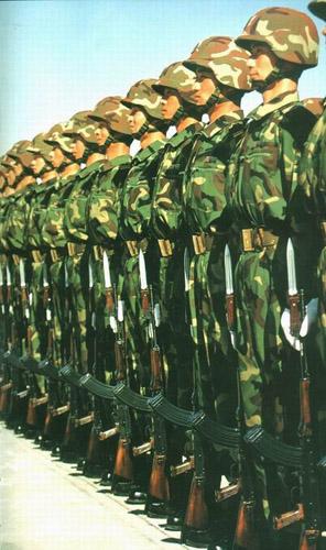 1999年中国国庆大阅兵.