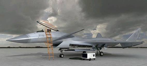 中国空军未来隐身战机设想图.图片