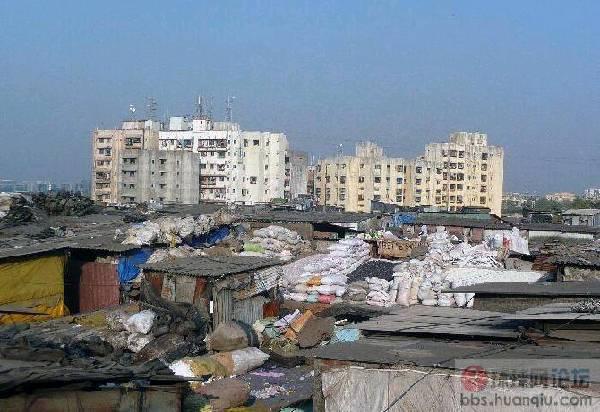中国贫民窟风景_印度人为何自豪贫民窟?