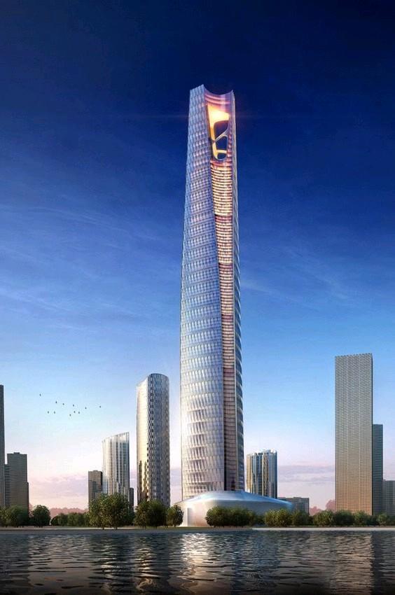 全球十大在建摩天大楼 中国上榜多少