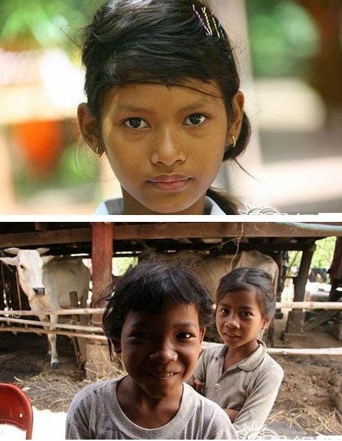 柬埔寨,女人