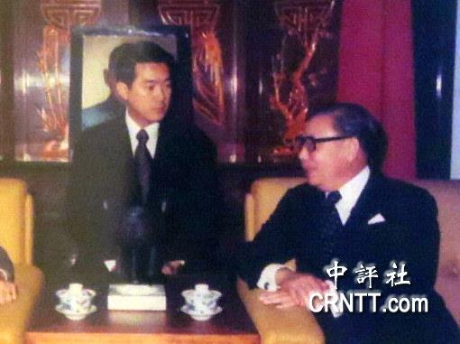 蒋经国秘书谁比较帅