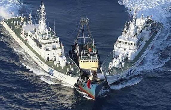 文章称,中日钓鱼岛争端为美加敲响了警钟.