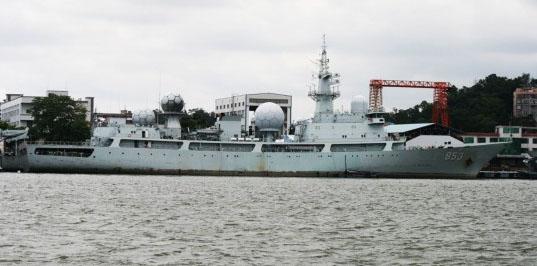 中国侦察船抵近夏威夷为进第三岛链准备