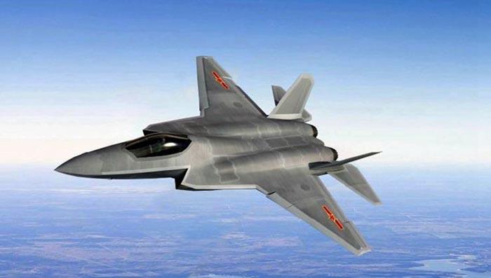 中国评论新闻:鹘鹰来袭!中国歼31战斗机空优型