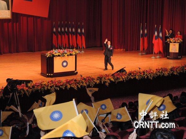 中国评论新闻:徐欣莹成立民国党 妙天现身支持