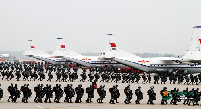 带你飞!中国空军热血征兵广告 - 军心飞扬 - 军心飞扬