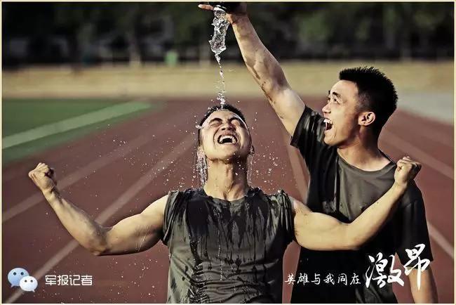 军校发布酷炫征兵宣传画 好男要当兵 - 军心飞扬 - 军心飞扬