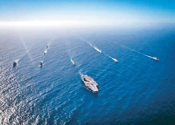 美第三舰队增兵东亚 专家:吓不倒中国