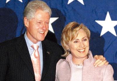 前特工爆料:希拉蕊易暴怒曾把克林顿打成熊猫眼_ - leebapa - leebapa的博客