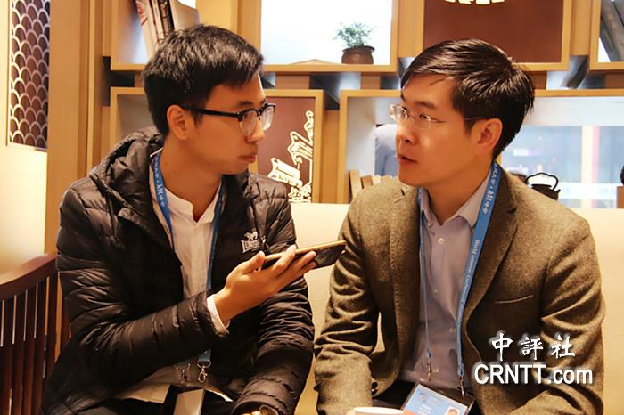 姚劲波语中评:香港可作中国互联网踏板