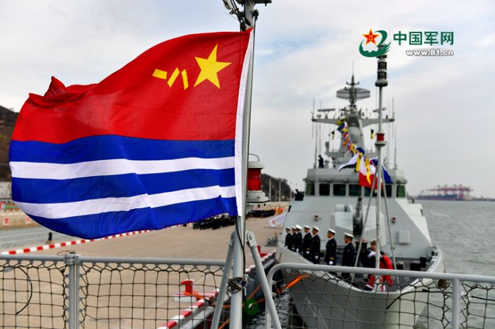 2艘056型战舰同时入列东海舰队【组图】 - 春华秋实 - 春华秋实 开心快乐每一天