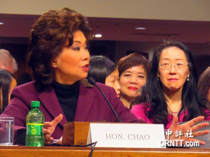 中国评论新闻:只有一个老婆给国家 赵小兰听证会欢乐多