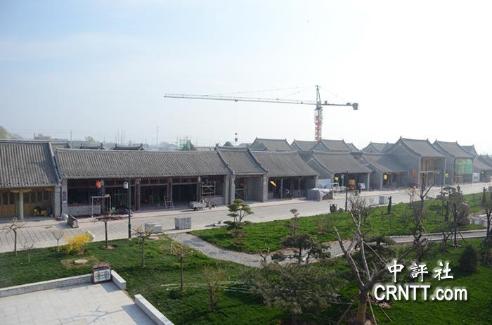 把商丘古城打造成富有文化的绿色名片_凤凰网 - leebapa - leebapa的博客