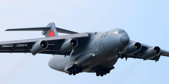 运20列装实现中国空军战略投送重大突破 - 春华秋实 - 春华秋实 开心快乐每一天