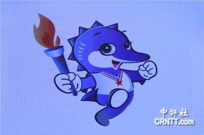 围观 武汉军运会吉祥物揭晓,超可爱