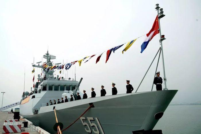 中国海军遂宁舰加入战斗序列 - 春华秋实 - 春华秋实 开心快乐每一天
