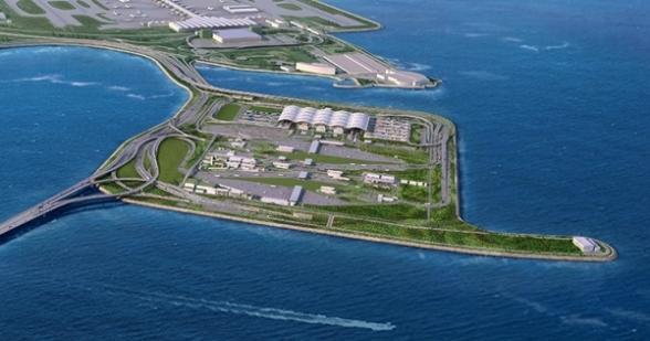 港珠澳桥口岸人工岛10街道以顺字命名