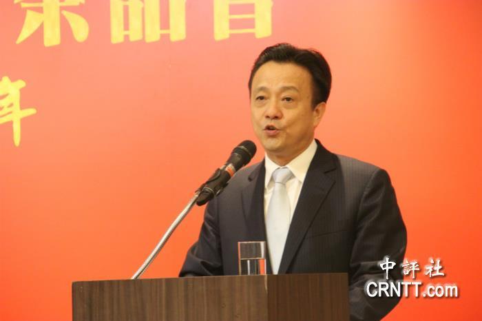 全国政协委员,中国和平统一促进会香港总会会长姚志胜(中评社 资料图)