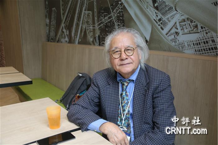 专访:林祥雄谈一带一路与大湾区文化先导-天下奇闻