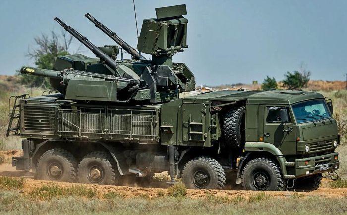 俄军向叙东北部增派防空武器 掩护俄战机行动