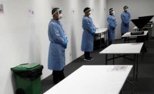 新加坡3名方舱医院医护人员确诊新冠肺炎