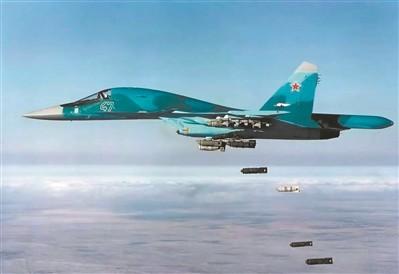 """俄罗斯苏-34:战力惊人的空中""""鸭嘴兽"""""""