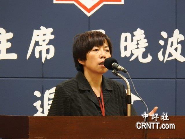 黄智贤:国民党将统派当蟑螂 须付出代价