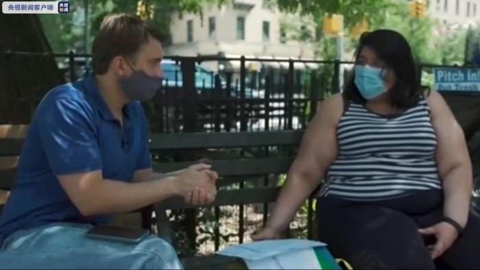 美国新冠肺炎患者出院后收到巨额账单