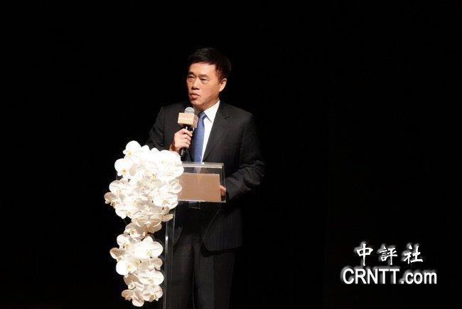 郝龙斌阐述父亲遗愿:希望两岸稳定
