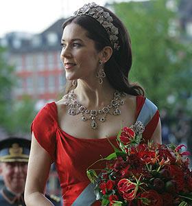 二王妃玛丽_丹麦王妃玛丽的孩子定成丹麦未来国王