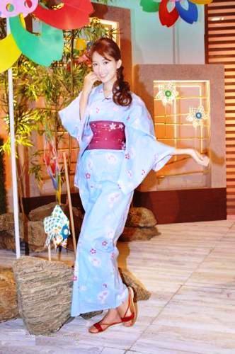 日本人和服卡通图片