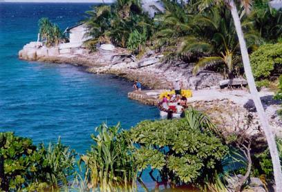 中国评论新闻:南太平洋小岛人口一千五百人公投寻求