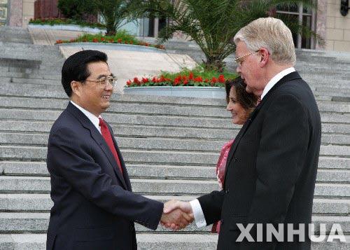 冰岛是第一个与中国开展自贸协定谈判的欧洲发达国家.