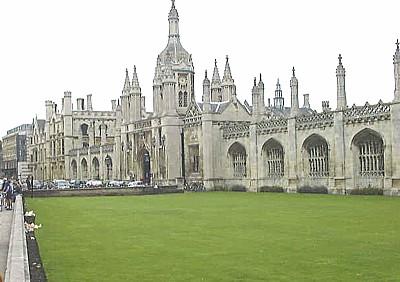 資料圖:英國劍橋大學.