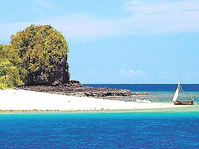 马达加斯加风景怡人.