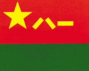 中国人民解放军军旗军徽的诞生