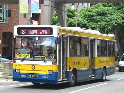 澳门巴士公司声称司机严重不足,导致