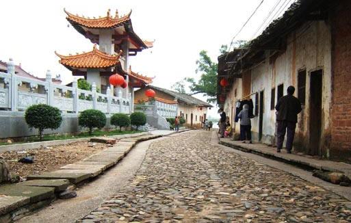 韶关珠玑古巷风景区