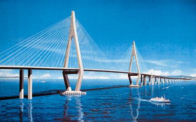 三百亿港珠澳大桥 粤港澳共建料六年后启用