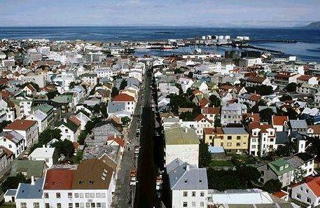 冰岛的排名反映出该国内部政治局面稳定