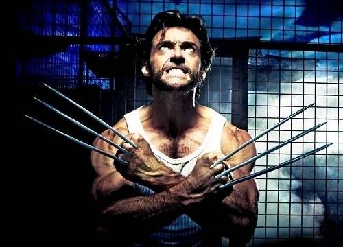 """大片热映的好莱坞英雄《x正在前传:金刚狼》让人见识了""""超级战警看电影用平板电脑图片"""
