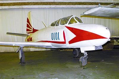 它是我国自行设计和制造的第一种喷气式飞机,也是新中国自行设计和