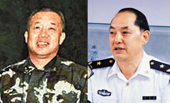 王建平(左)杜景臣