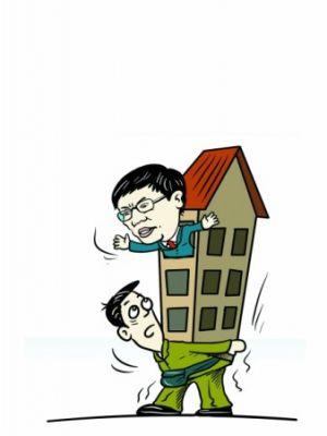 蜗居无希望 中国年轻人未来梦想会碎图片