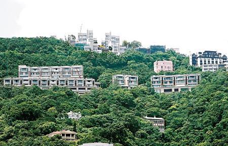 中国评论新闻 香港倚峦尺价突破六万天价 创亚洲洋房新高