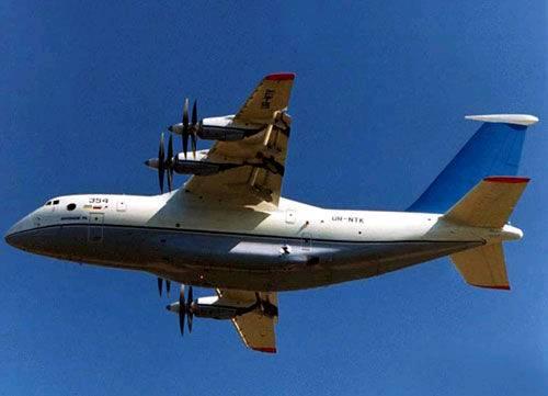 fed飞机机械制造集团公司并非第一家与中国进行接触的乌克兰飞机